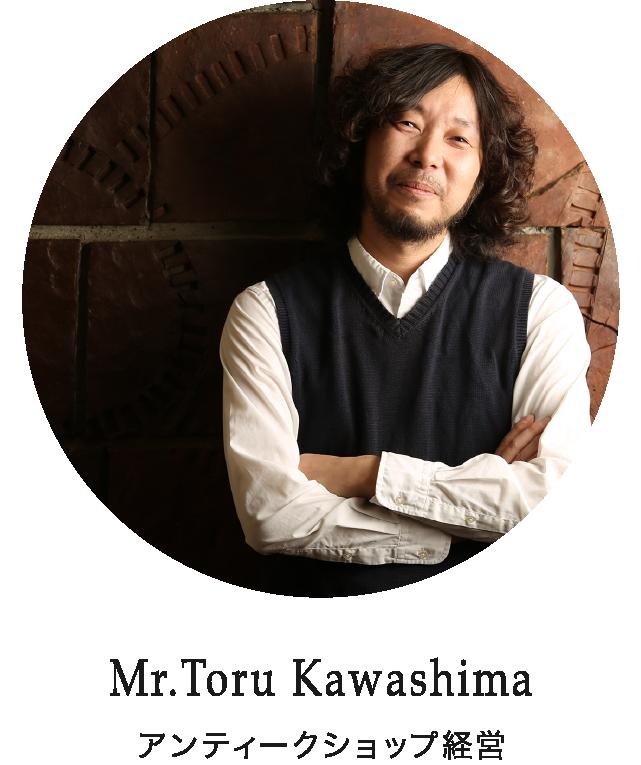 Mr.Toru Kawashima