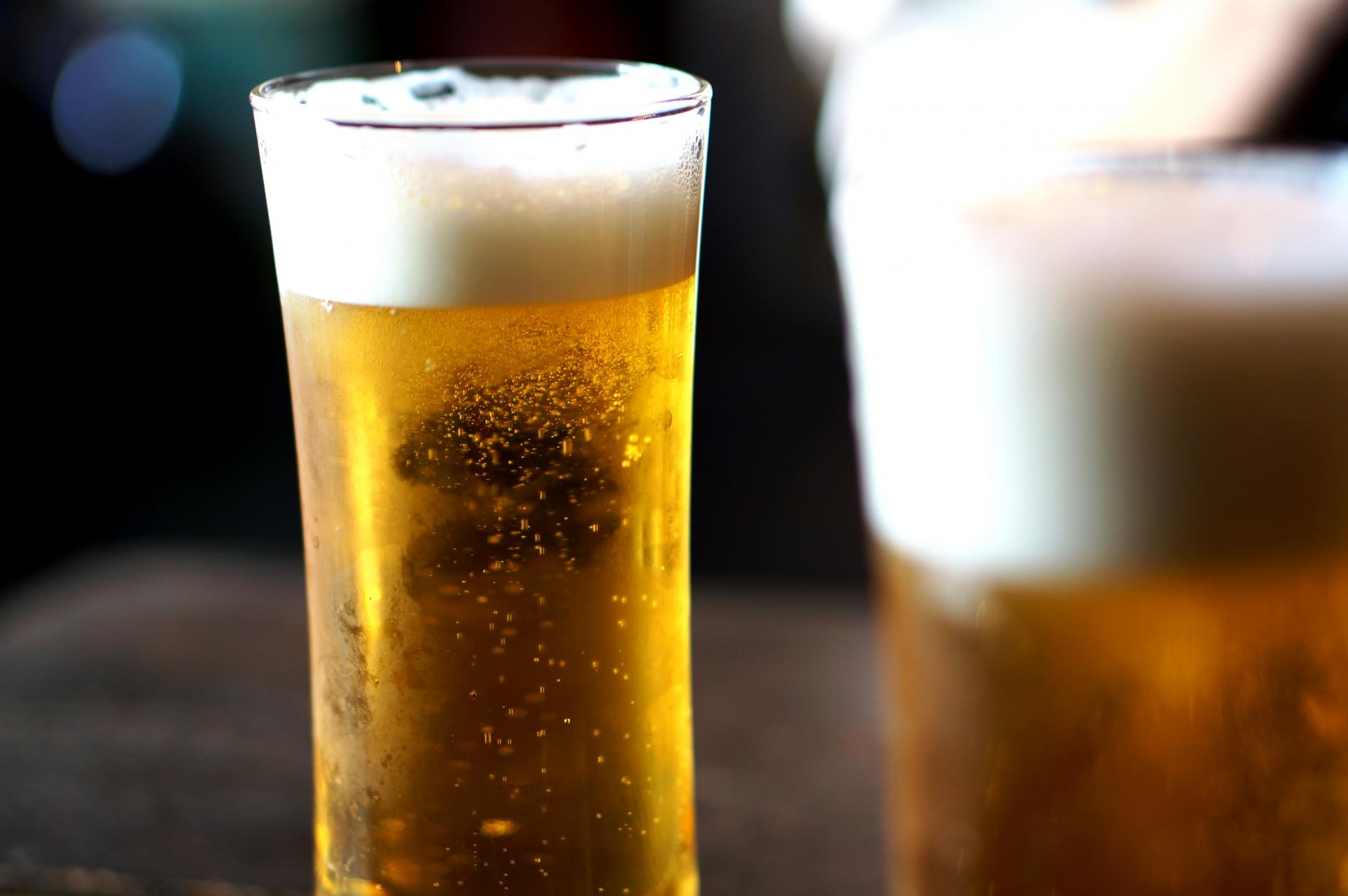 カレージャンボにあうクラフトビール